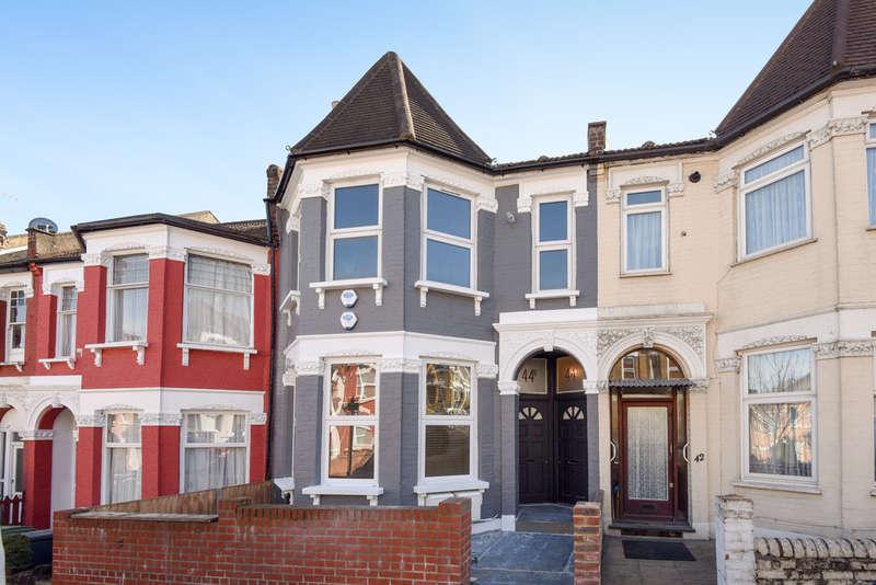 3 Bedrooms Maisonette Flat for sale in Duckett Road, Harringay