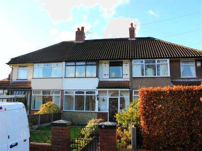 3 Bedrooms House for sale in Greenhill Road, Allerton, Liverpool, Merseyside, L18