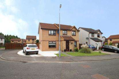 5 Bedrooms Detached House for sale in Castle Gardens, Paisley