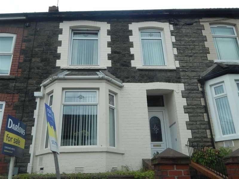 3 Bedrooms Property for sale in Mound Road, Pontypridd, Rhondda Cynon Taff