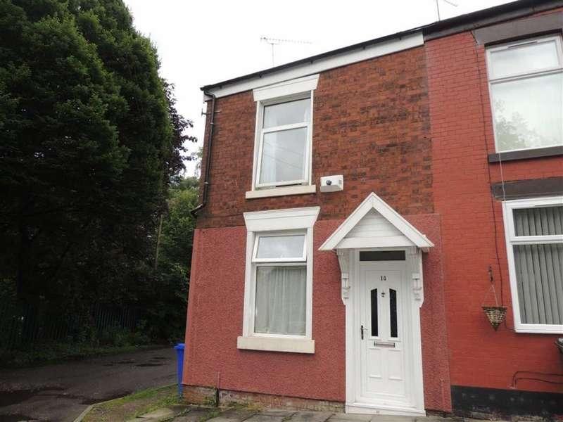 2 Bedrooms Property for sale in Swift Street, Ashton-under-lyne
