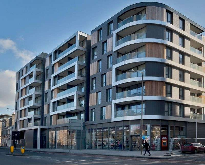 2 Bedrooms Flat for sale in Greenwich Square, Langdale Rd, Greenwich, SE10