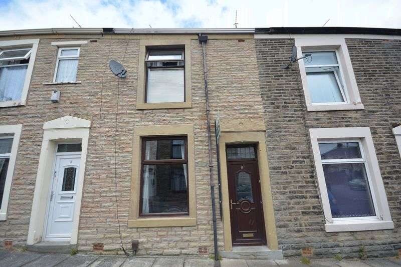 2 Bedrooms Terraced House for sale in Gladstone Street, Great Harwood