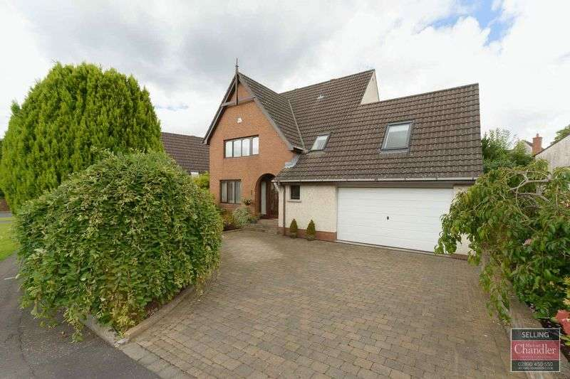 4 Bedrooms Detached House for sale in 37 Greer Park Avenue, Belfast, BT8 7YF