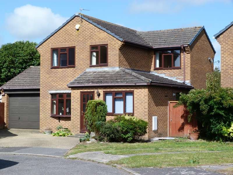 4 Bedrooms Detached House for sale in WESSEX CLOSE, MUDEFORD