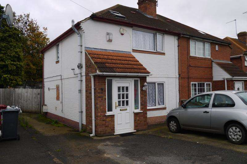 3 Bedrooms Semi Detached House for sale in Canterbury Avenue