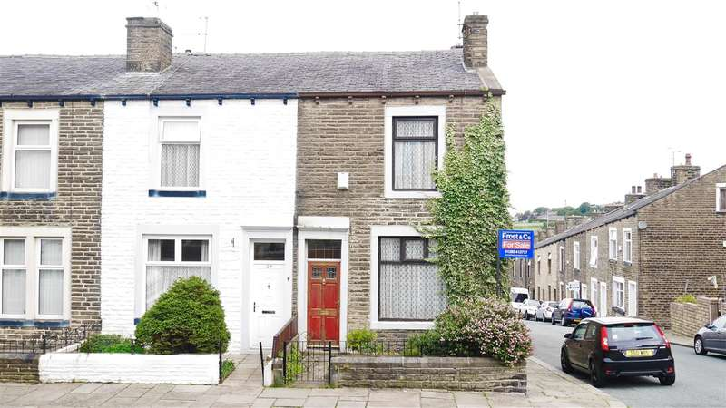 3 Bedrooms End Of Terrace House for sale in Charles Street, Colne