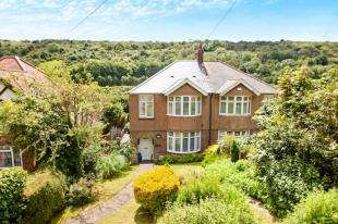 3 Bedrooms Semi Detached House for sale in Folkestone Road, Dover, Kent