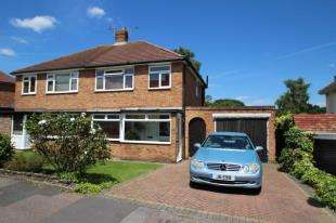 3 Bedrooms Semi Detached House for sale in Dale Road, Swanley, Kent