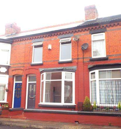 3 Bedrooms Terraced House for sale in McBride Street, Liverpool, Merseyside, L19