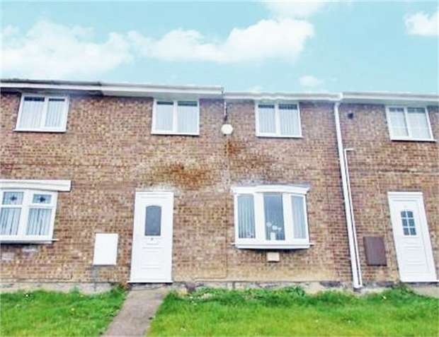 3 Bedrooms Terraced House for sale in Devon Court, Denaby Main, Doncaster, South Yorkshire