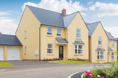 4 Bedrooms Detached House for sale in Pinhoe, Exeter