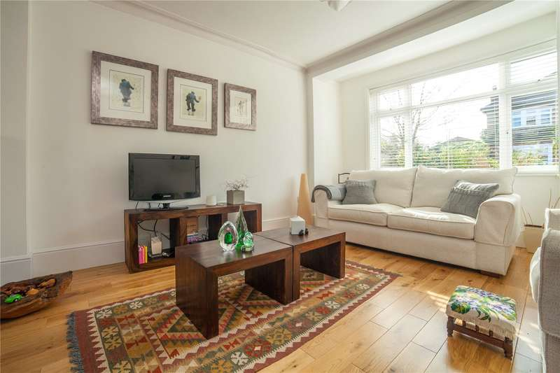 3 Bedrooms Semi Detached House for sale in Sylvester Road, East Finchley, London, N2