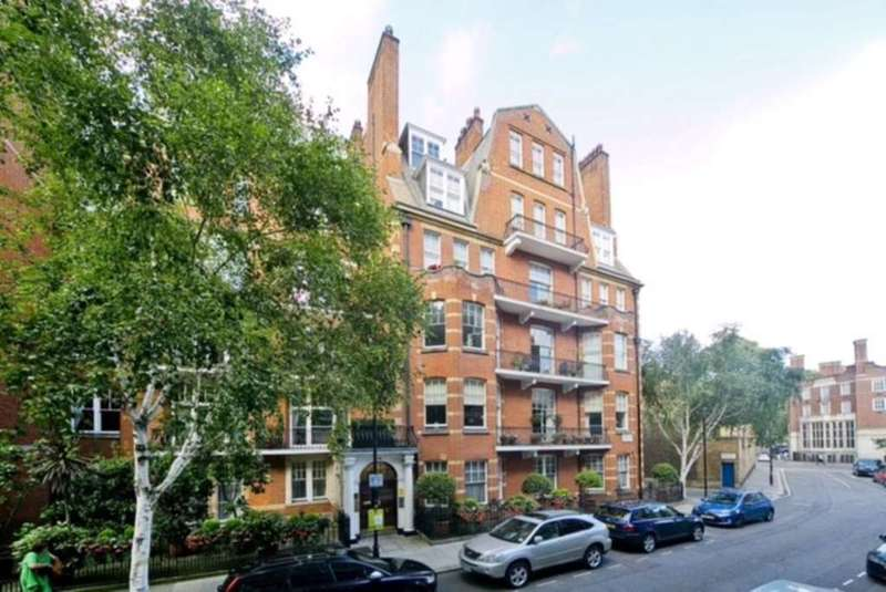2 Bedrooms Apartment Flat for sale in Emery Hill Street, London