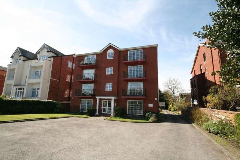 2 Bedrooms Flat for sale in Park Road West, Hesketh park, Southport, PR9 0JS