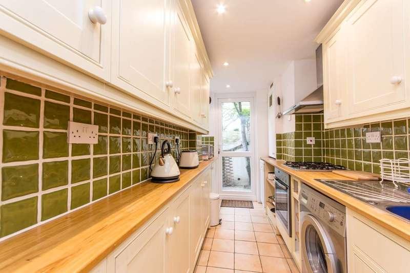 1 Bedroom Maisonette Flat for sale in Stonor Road, West Kensington, W14