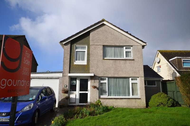 4 Bedrooms Detached House for sale in Polstain Road, Threemilestone