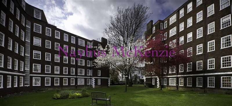 2 Bedrooms Property for sale in Eton Rise, London, NW3