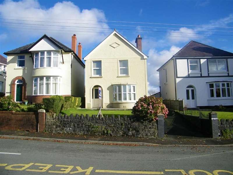 3 Bedrooms Property for sale in North Road, Whitland, Carmarthenshire