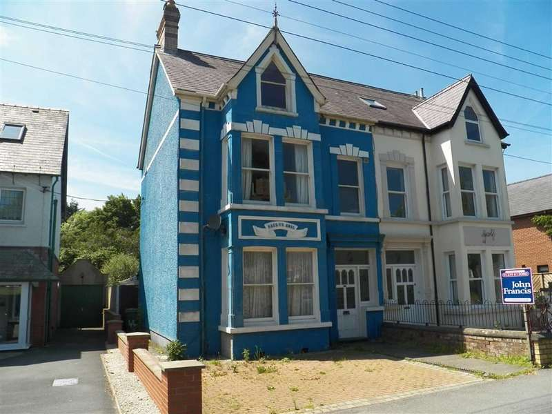 6 Bedrooms Semi Detached House for sale in Parc Place, CARDIGAN