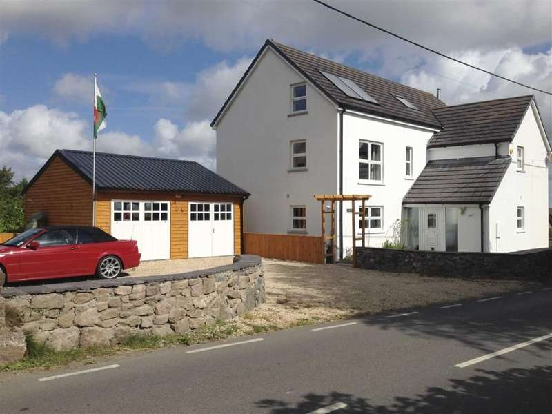 6 Bedrooms Property for sale in Tavernspite, Whitland, Carmarthenshire