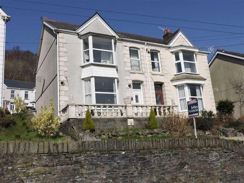 3 Bedrooms Property for sale in Western Road, Pontardawe