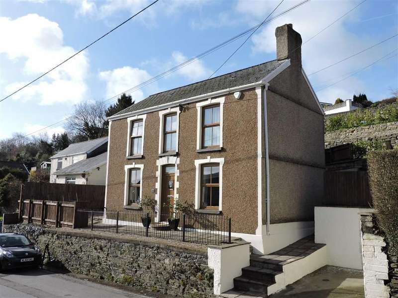 4 Bedrooms Property for sale in Clydach Road, Craig-Cefn-Parc