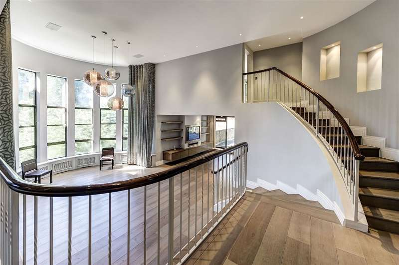4 Bedrooms Property for sale in Mount Tyndal, Spaniards Road, Hampstead Heath, NW3