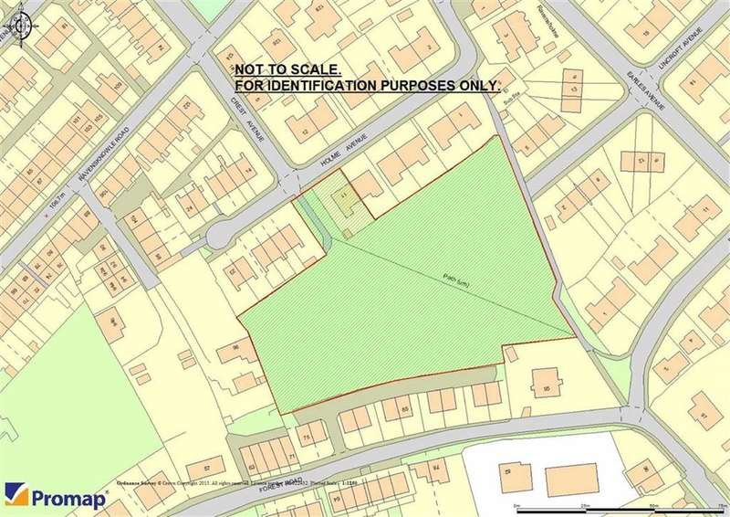 2 Bedrooms Land Commercial for sale in Land At, 11, Holme Avenue, Dalton, Huddersfield