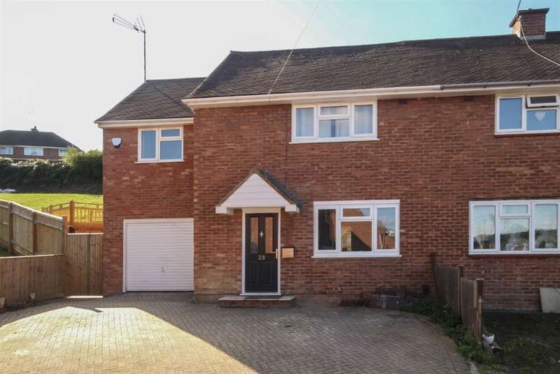 5 Bedrooms Semi Detached House for sale in BERKHAMSTED, Hertfordshire, HP4 3PQ