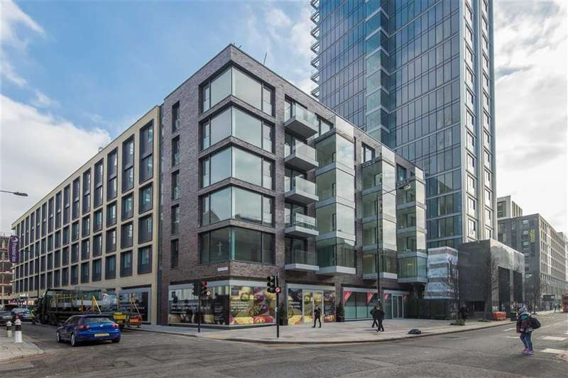 2 Bedrooms Property for sale in Catalina House, Aldgate, London, E1