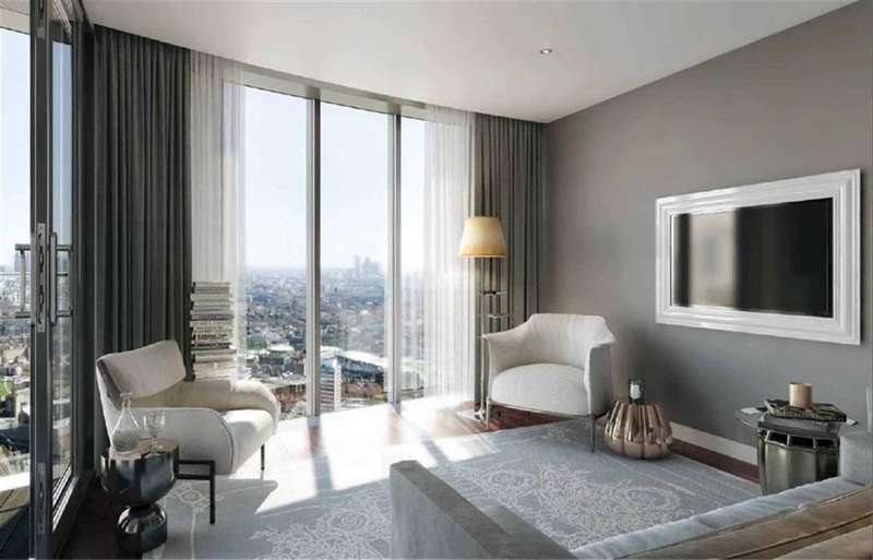 2 Bedrooms Property for sale in Sky Gardens, Nine Elms, London, SW8