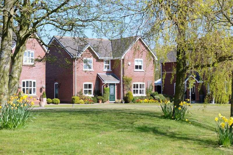 4 Bedrooms Property for sale in Willowmead Park, Moss Side, Lytham