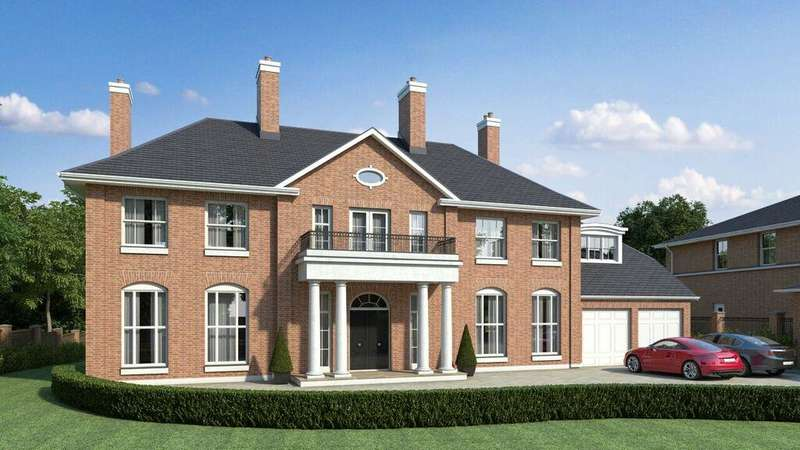 6 Bedrooms Property for sale in Roman Lane, Little Aston, Sutton Coldfield