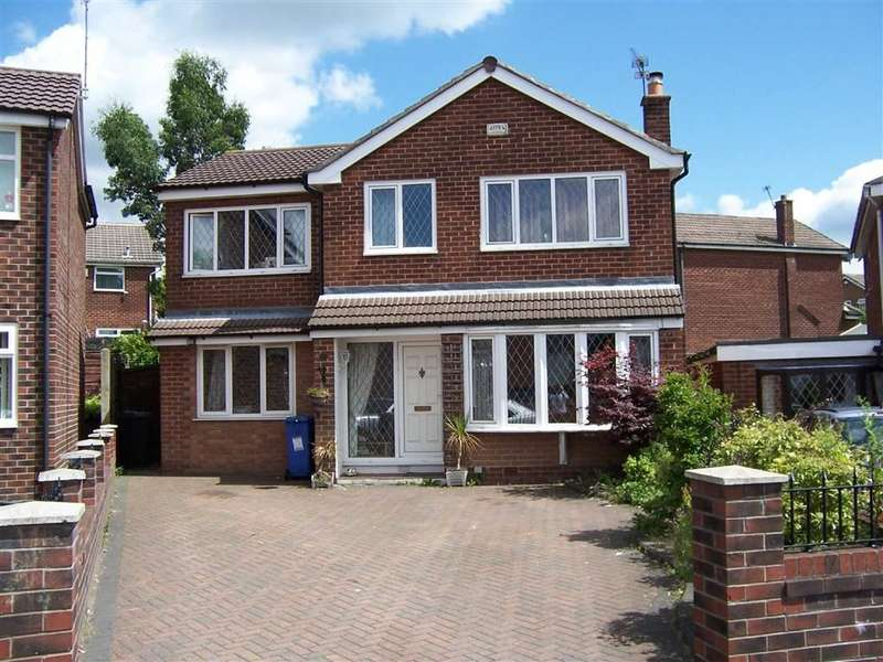 4 Bedrooms Property for sale in Malvern Avenue, Ashton-Under-Lyne, Lancashire, OL6