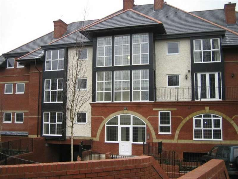 2 Bedrooms Property for sale in Park Lodge, Blackburn, Lancashire