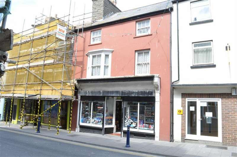 Retail Property (high Street) Commercial for sale in Pier Street, Aberystwyth, Ceredigion