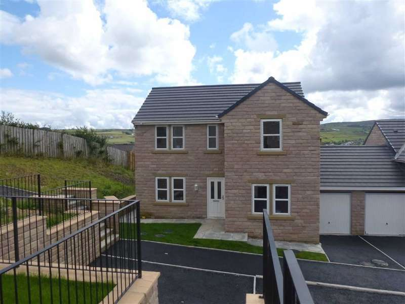 4 Bedrooms Property for sale in Plot 5 Hawthorn Rise, Hawthorn Road, Huddersfield, HD7