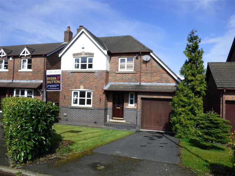 5 Bedrooms Property for sale in Barnside Way, WOODHOUSES, Manchester, M35