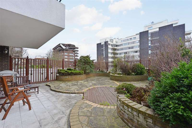 4 Bedrooms Flat for sale in London House, London, NW8