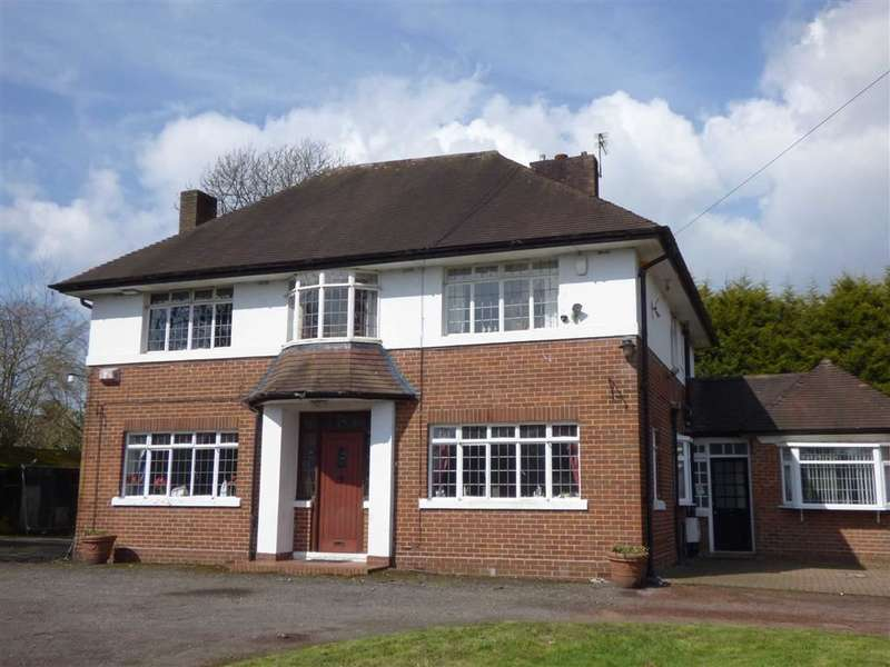 4 Bedrooms Property for sale in Manchester Road, Hopwood, HEYWOOD, Lancashire, OL10