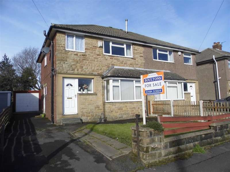 3 Bedrooms Property for sale in 16, Hayfield Avenue, Oakes, Huddersfield