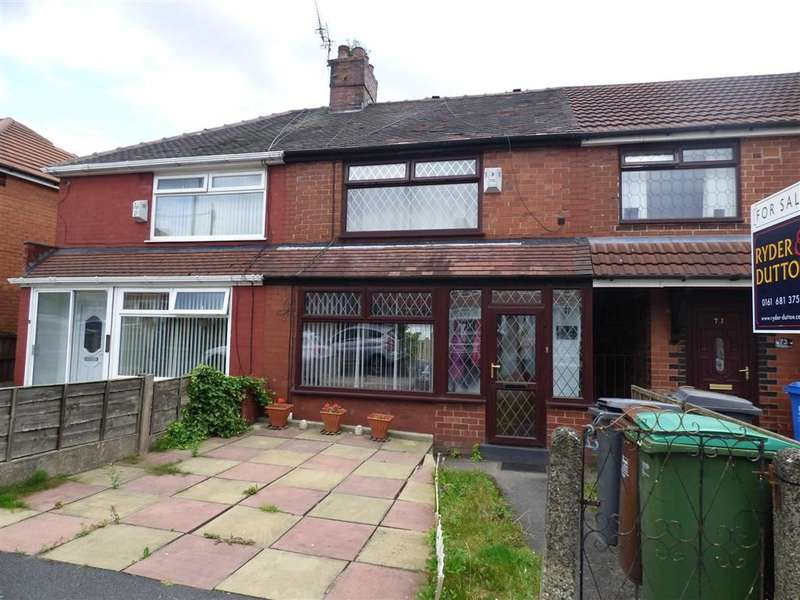 2 Bedrooms Property for sale in Selkirk Road, CHADDERTON, Oldham, OL9
