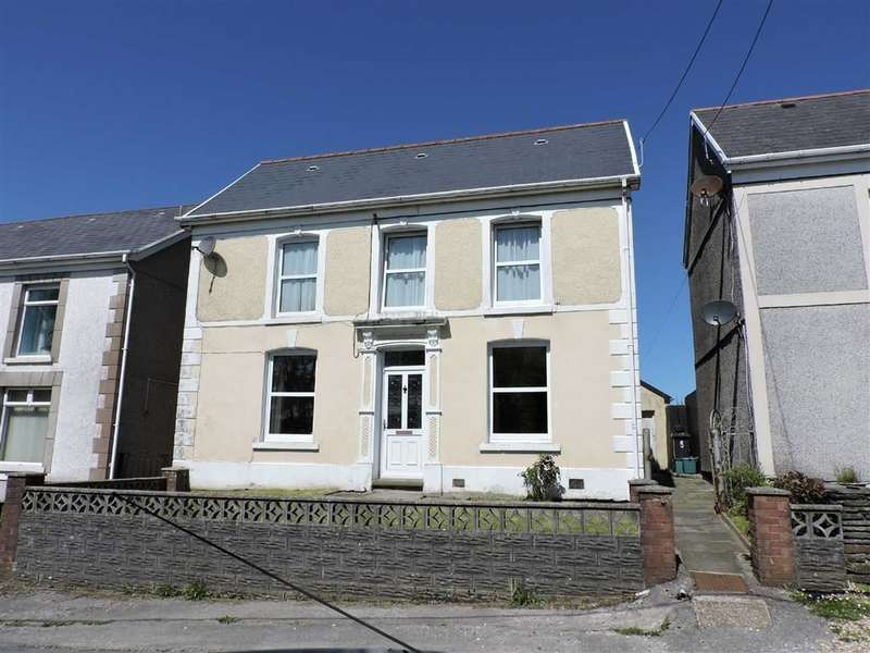 3 Bedrooms Property for sale in Prospect Place, Cwmllynfell