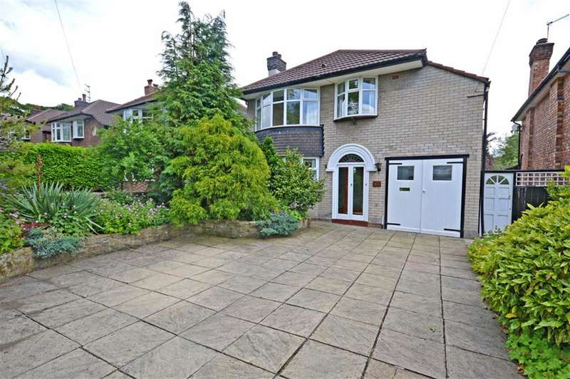 3 Bedrooms Property for sale in BRIDGE LANE, Bramhall, Stockport, Cheshire, SK7