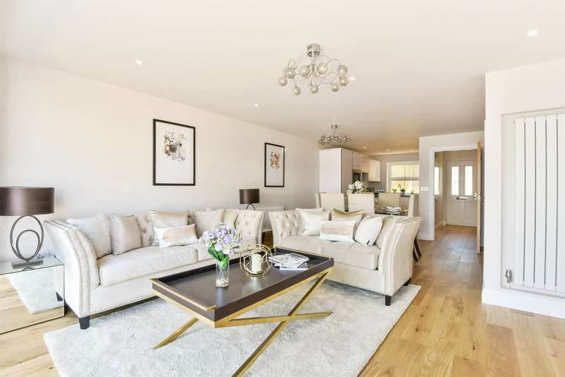 4 Bedrooms House for sale in Albert Road North, Reigate, RH2