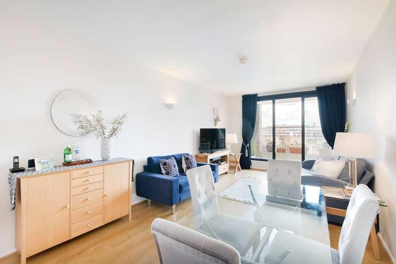 1 Bedroom Flat for sale in Point West, 116 Cromwell Road, London, SW7