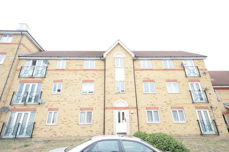 1 Bedroom Flat for sale in Hill View Drive, West Thamesmead