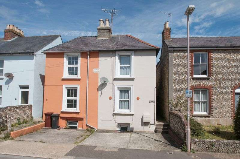 2 Bedrooms Terraced House for sale in Oving Road, Chichester