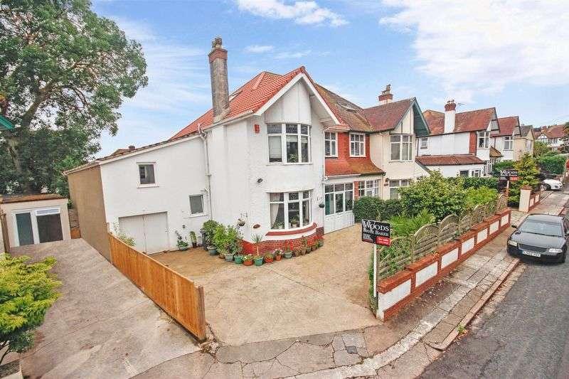 5 Bedrooms Semi Detached House for sale in Mortimer Avenue, Preston, Paignton